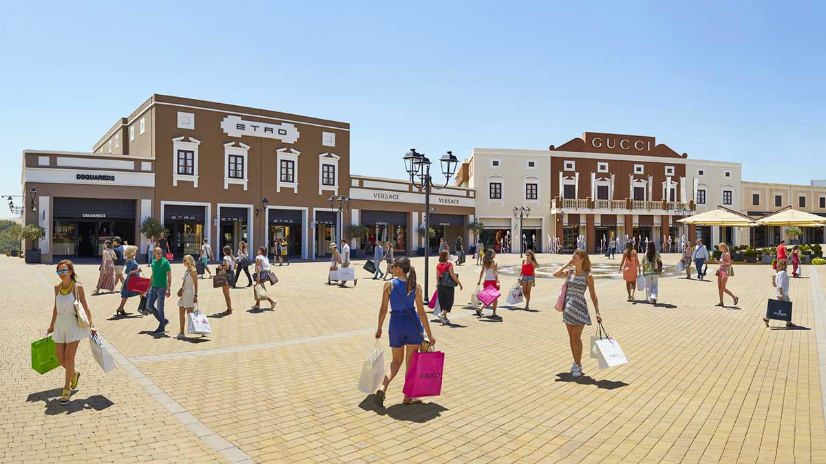 Sicilia Outlet Village - Arcus Real Estate